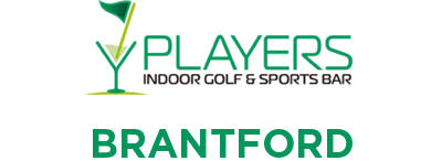 Indoor Golf Clubs – Brantford Logo